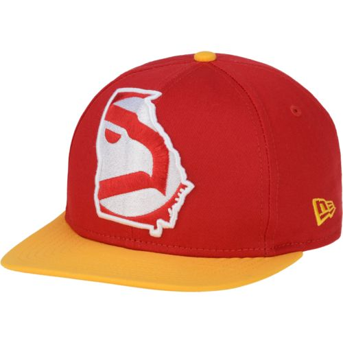 New Era Men's Atlanta Hawks 9FIFTY Snapback Cap