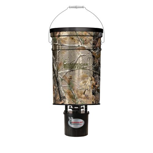 American Hunter 50 lb. Hanging Feeder