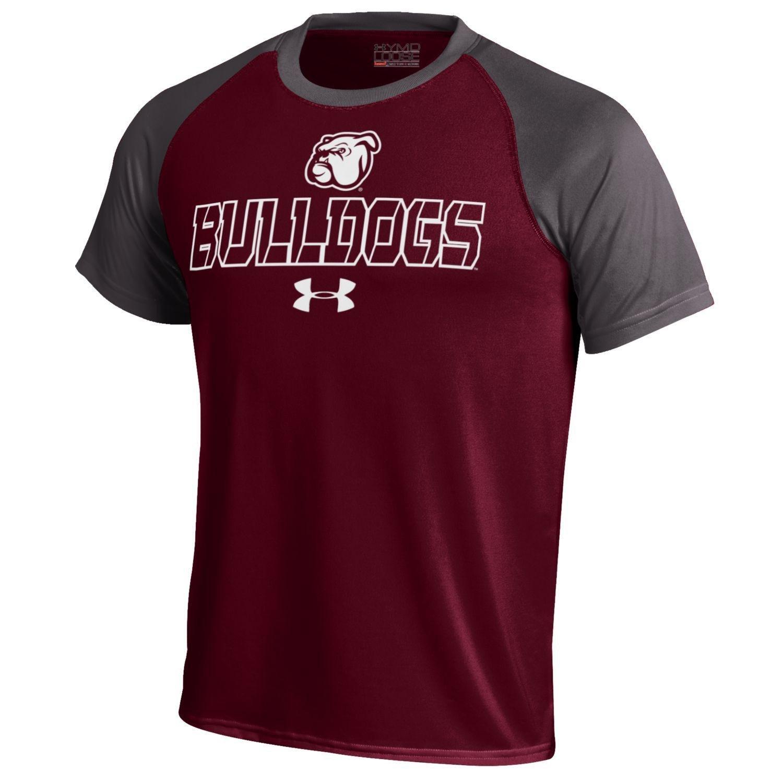 Under Armour™ Boys' Mississippi State University Tech Baseball T-shirt