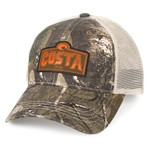 Costa Del Mar Adults' Cape Realtree Xtra Camo Trucker Hat - view number 1