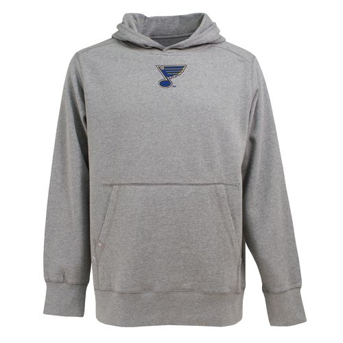 Antigua Men's St. Louis Blues Signature Pullover Hoodie