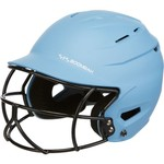 Boombah Adults' Defcon Sleek Profile Softball Helmet with Mask - view number 1