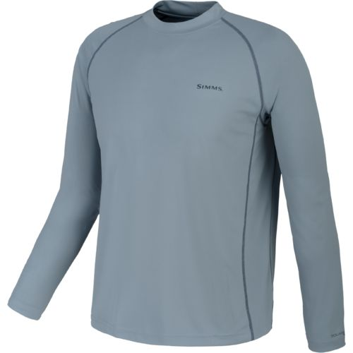 Simms Men's Solarflex Long Sleeve Fishing Shirt