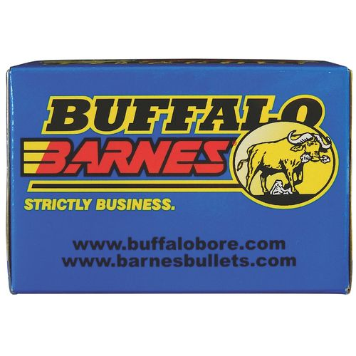 Display product reviews for Buffalo Bore Barnes TAC-XP Centerfire Handgun Ammunition