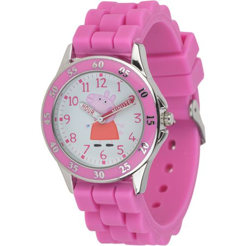 Peppa Pig Kids' Time Teacher Watch