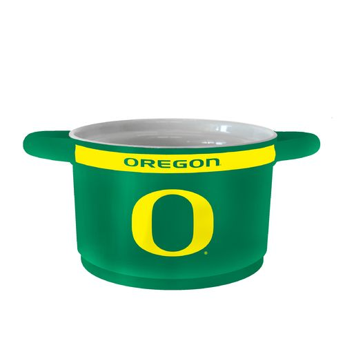 Boelter Brands University of Oregon Gametime 23 oz. Ceramic Bowl
