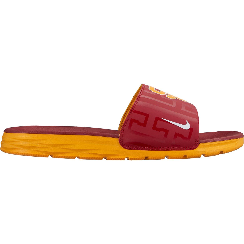 Display product reviews for Nike Men's NCAA Benassi Solarsoft Sport Slides