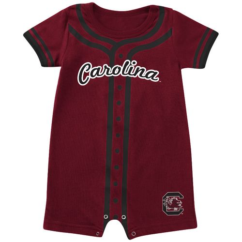 Colosseum Athletics Infants' University of South Carolina Baseball Romper