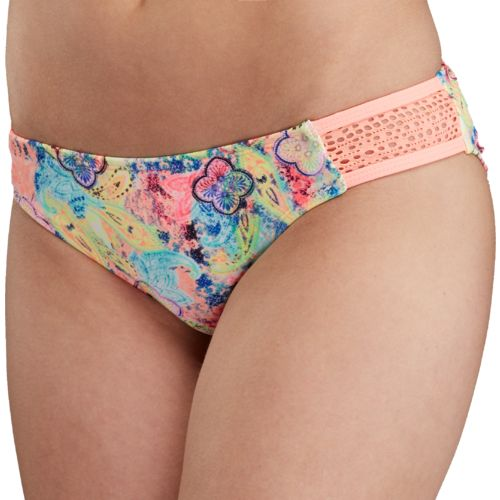 O'Rageous® Juniors' Acapulco Geo Hipster Swim Bottom