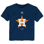 Majestic Toddlers' Houston Astros Team Logo T-shirt