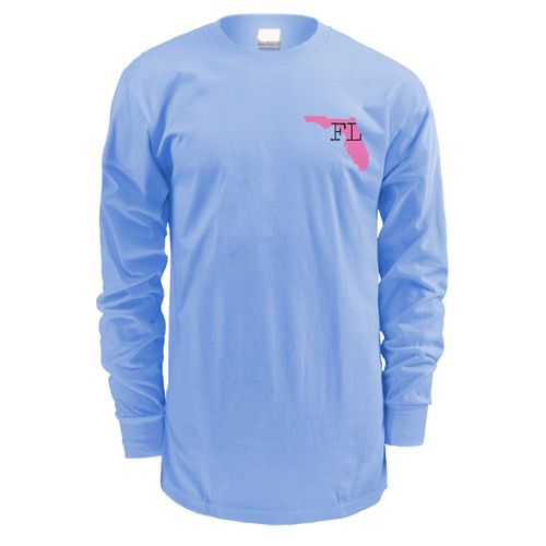 Soffe Juniors' Garment Dye Long Sleeve T-shirt