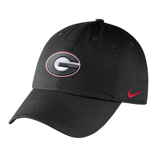 Nike™ Men's University of Georgia Dri-FIT Heritage86 Authentic Cap