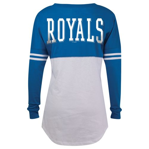 5th & Ocean Clothing Juniors' Kansas City Royals Spirit T-shirt