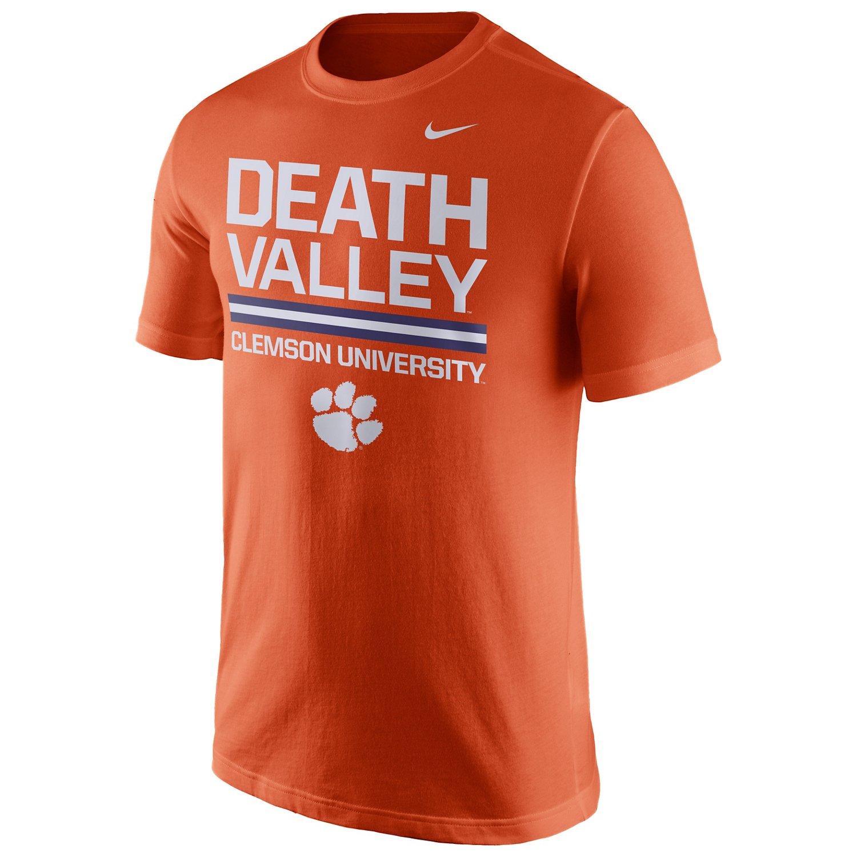 Nike Men's Clemson University Local Verbiage Short Sleeve