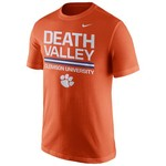 Nike™ Men's Clemson University Local Verbiage Short Sleeve T-shirt