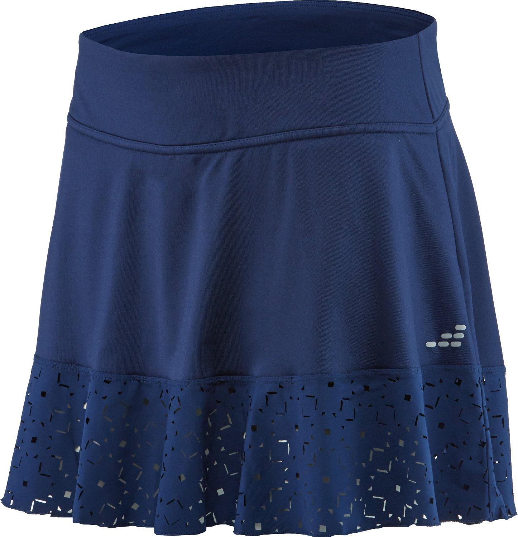BCG™ Women's Club Sports Lasercut Tennis Skirt