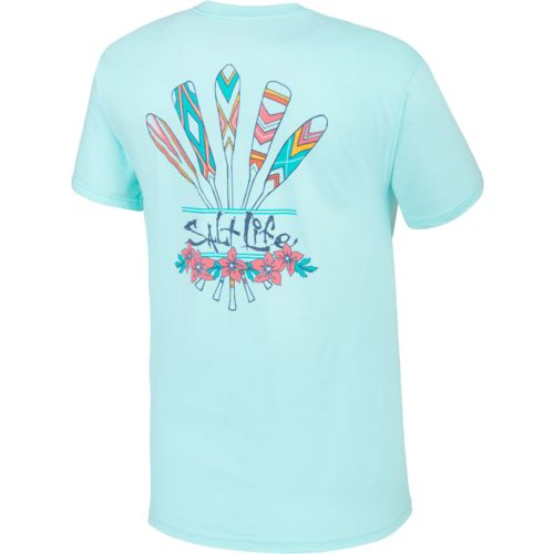 Salt Life™ Juniors' Hippy Paddles T-shirt