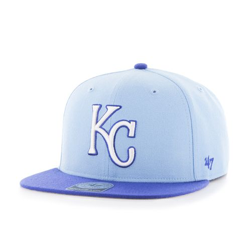 '47 Men's Kansas City Royals Sure Shot 2-Tone Captain Cap
