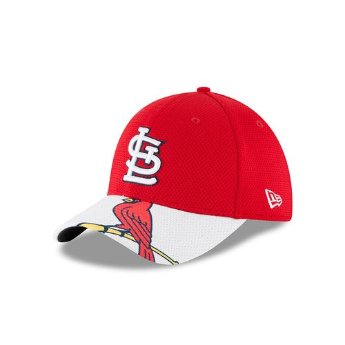 New Era Men's St. Louis Cardinals 39THIRTY Duel Ball Cap