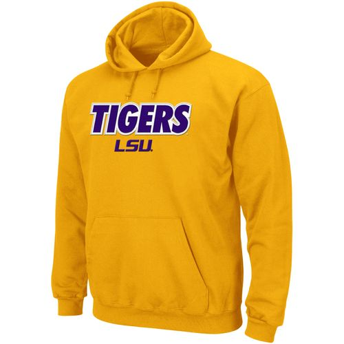 Majestic Men's Louisiana State University Section 101 Huddle Up 2 Hoodie
