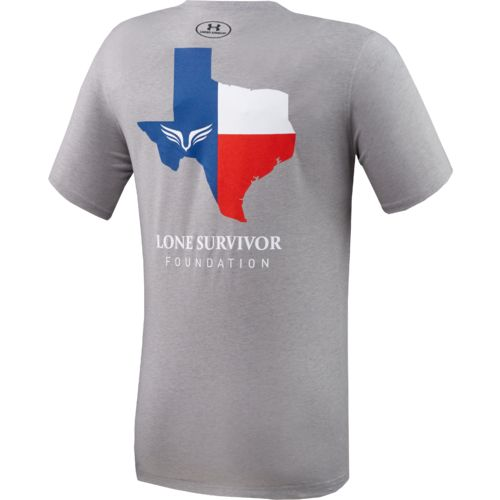 Under Armour® Men's LSF Texas Logo T-shirt