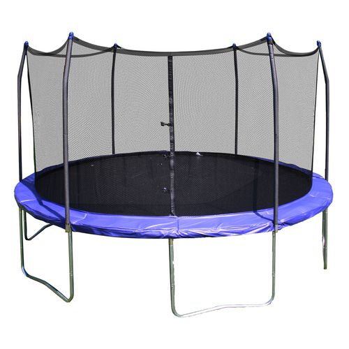 Display product reviews for Skywalker Trampolines 12' Round Trampoline with Enclosure