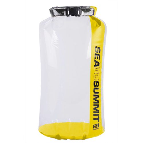 Sea to Summit Clear Stopper Dry Bag - 20L