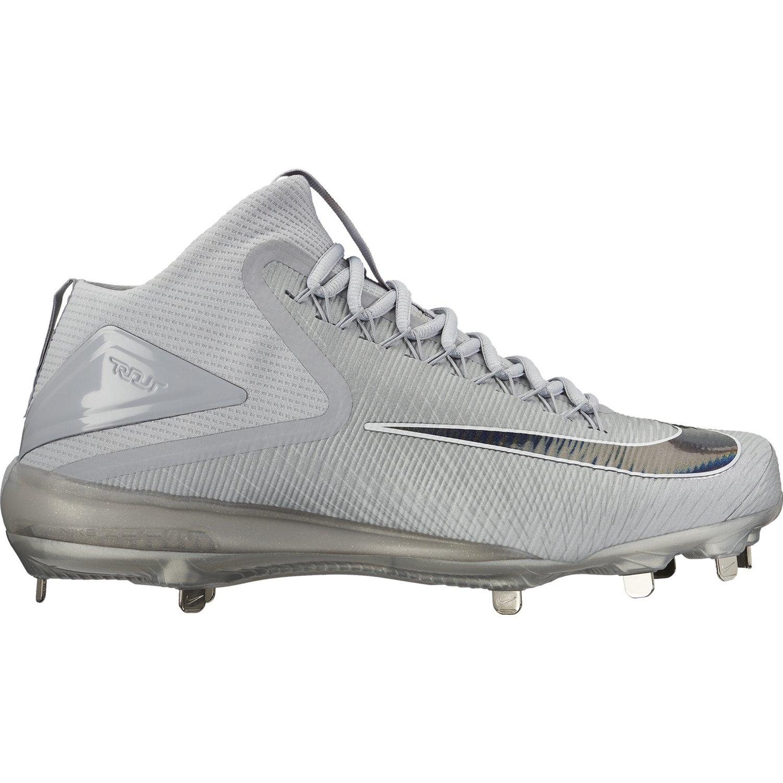 gray nike soccer cleats high baseball cleats