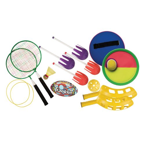 Display product reviews for Franklin Beach Party Game Set