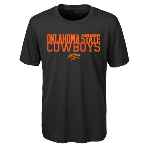 Gen2 Toddlers' Oklahoma State University Overlap Poly T-shirt - view number 1