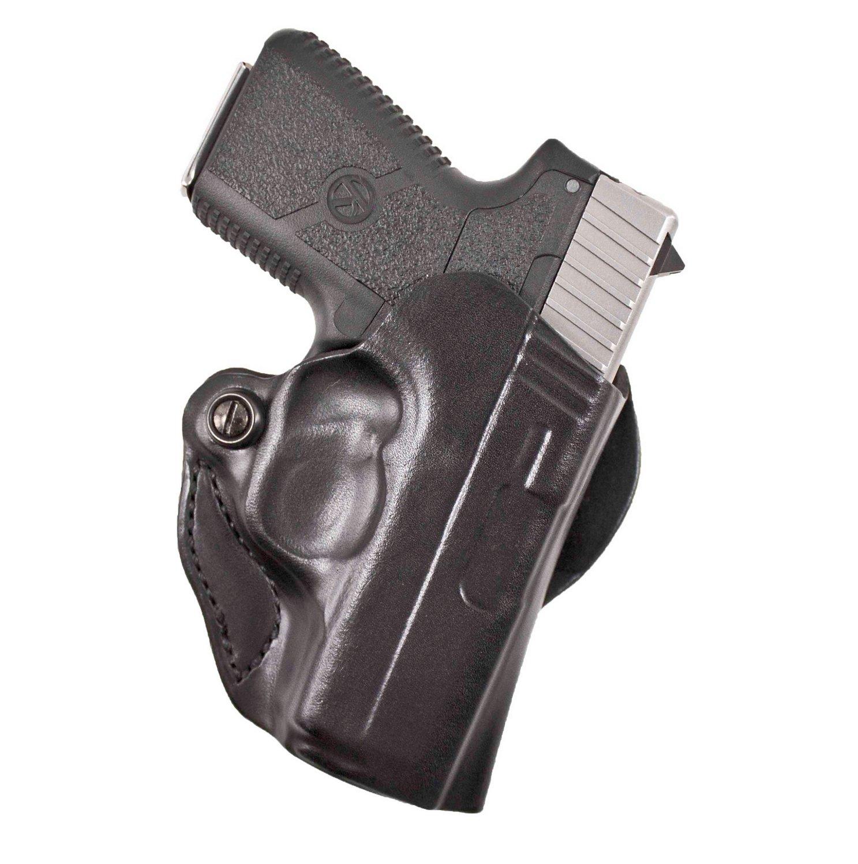 DeSantis Gunhide® Mini Scabbard Taurus 85/850CIA/85CH Belt Slide