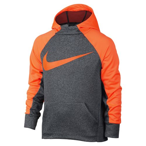 Nike Boys' Therma-FIT Pullover Training Hoodie