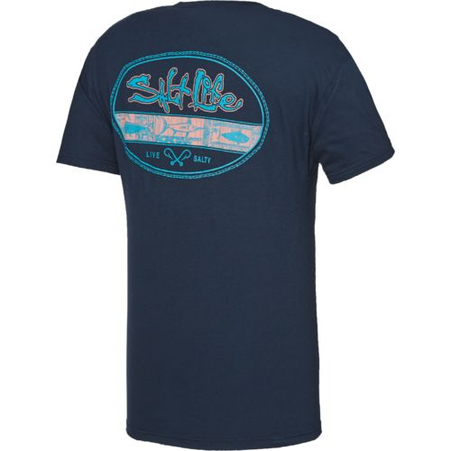 Salt Life Men's Tahitian Seal T-shirt
