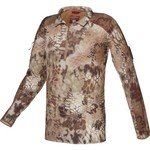 Kryptek Men's Valhalla Long Sleeve Zip Pullover