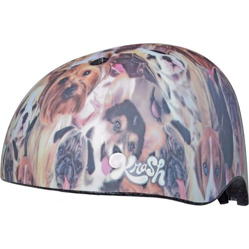 Krash Youth Puppy Fwendz Bicycle Helmet
