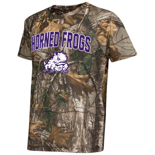 Colosseum Athletics™ Boys' Texas Christian University Buckshot T-shirt