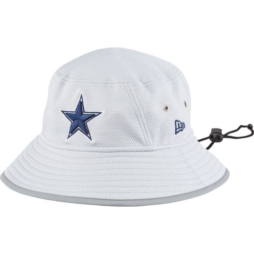 New Era Men's Dallas Cowboys Fan Gear Training Bucket Hat
