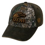 Top of the World Men's Lamar University Driftwood Adjustable Cap
