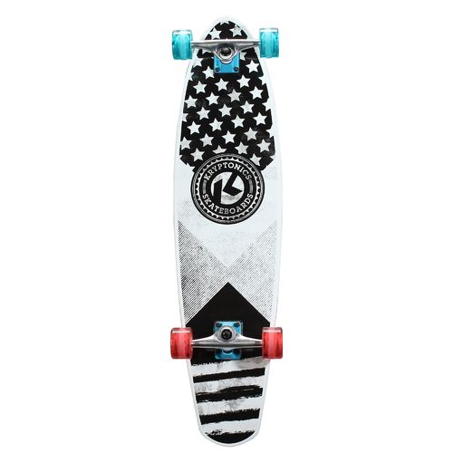 "Display product reviews for Kryptonics 36"" Freedom Longboard"