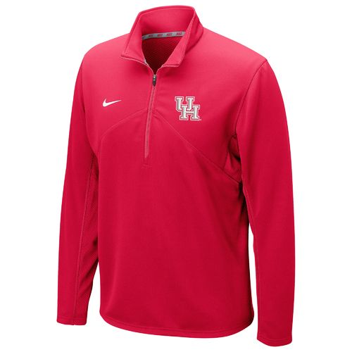 Nike™ Men's University of Houston Dri-FIT 1/4 Zip Training Pullover