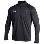 Under Armour™ Men's University of South Carolina Stripe Knit 1/4 Zip Fleece