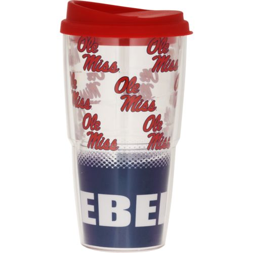 ThermoServ University of Mississippi Repeat 24 oz. Tritan Tumbler