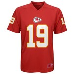 NFL Toddlers' Kansas City Chiefs Jeremy Maclin #19 Performance T-shirt - view number 3