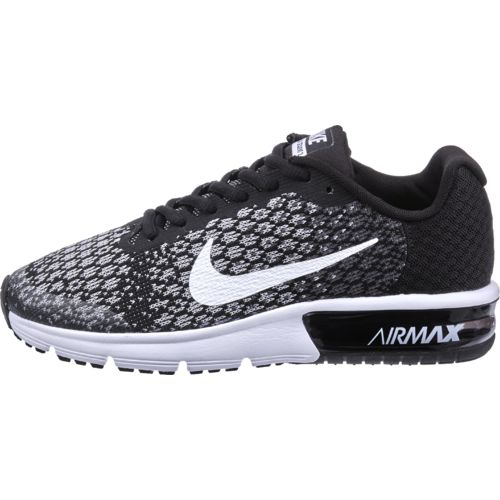 Nike Boys' Air Max Sequent 2 Running Shoes