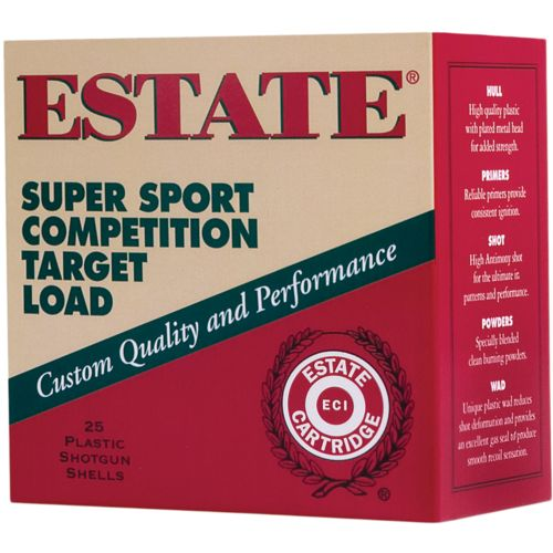 Estate Cartridge Super Sport Competition Target Loads .410 Gauge Shotshells
