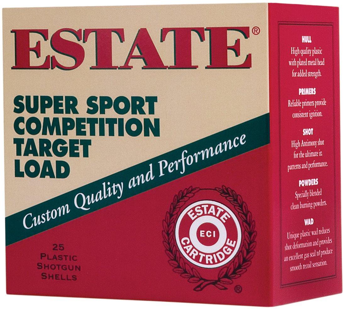 Estate Cartridge Super Sport Competition Target Loads .410
