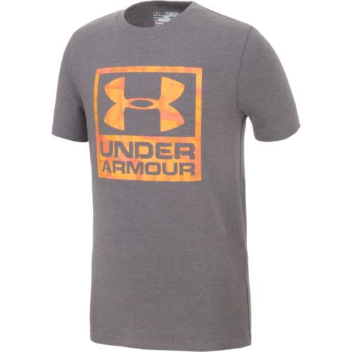Under Armour™ Boys' UA Print Fill T-shirt
