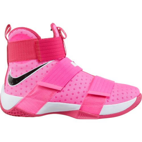 Nike Men's LeBron Soldier 10 Basketball Shoes