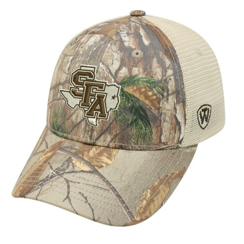 Top of the World Men's Stephen F. Austin State University Prey Cap