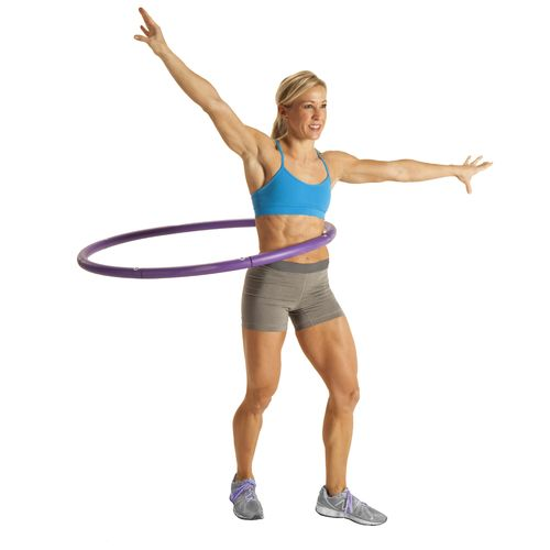 GoFit Segmented Fitness Hoop - view number 1